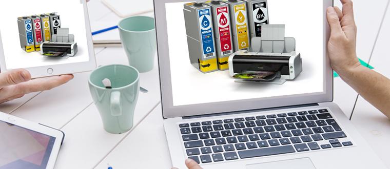 cartouches d'encre : bénéficier de prix discount en ligne